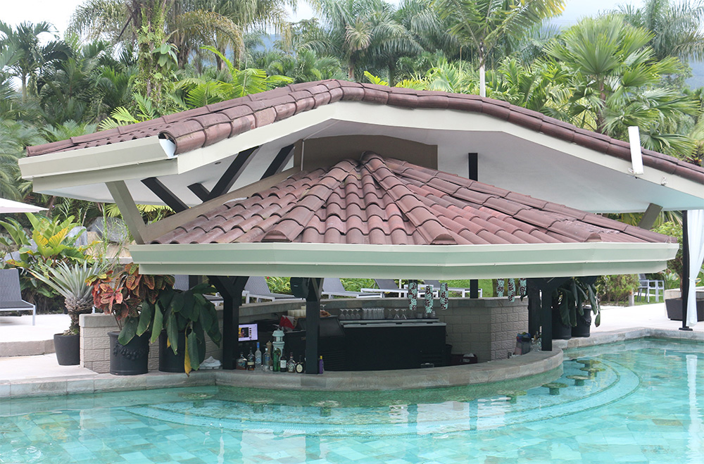 Luxury Hotel In Arenal Costa Rica The Royal Corin Thermal Water Spa Resort