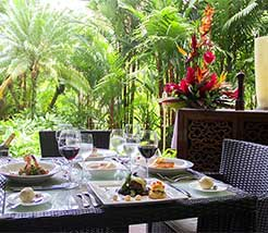 At The Royal Corin Thermal Water Spa Resort We Pamper Our Guests With A Culinary 5 Star Cuisine Emperador Restaurant Offers Diners Memorable